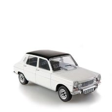 Coches a escala: COCHE SIMCA 1200 ESPECIAL 1973 1/24 1:24 SALVAT MODEL CAR MINIATURE ALFREEDOM. Lote 209962720