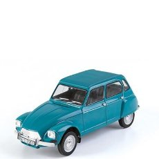 Coches a escala: COCHE CITROEN DYANE 6 1970 1/24 1:24 SALVAT MODEL CAR MINIATURE ALFREEDOM . Lote 195850992