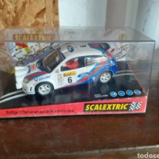 Coches a escala: FORD FOCUS WRC SAINZ-MOYA SCALEXTRIC. Lote 198225987