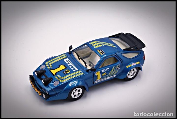 Coches a escala: Porsche 928 Rallye de Mira. Escala 1/24 - Foto 12 - 198312348
