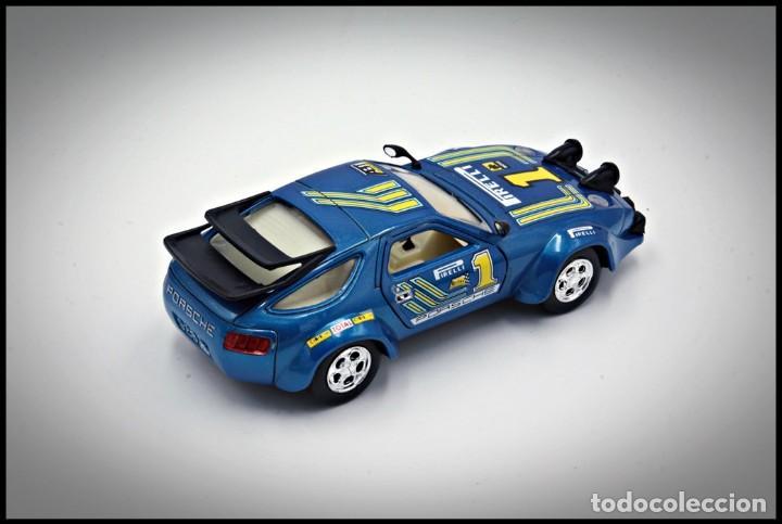 Coches a escala: Porsche 928 Rallye de Mira. Escala 1/24 - Foto 2 - 198312348