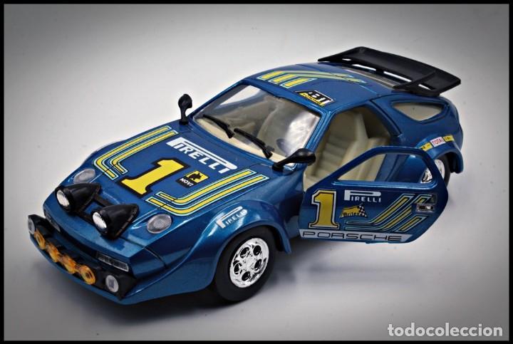 Coches a escala: Porsche 928 Rallye de Mira. Escala 1/24 - Foto 3 - 198312348