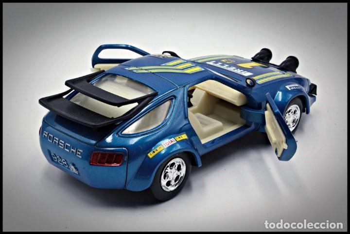 Coches a escala: Porsche 928 Rallye de Mira. Escala 1/24 - Foto 4 - 198312348