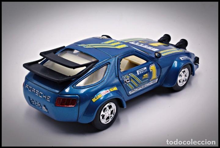 Coches a escala: Porsche 928 Rallye de Mira. Escala 1/24 - Foto 5 - 198312348