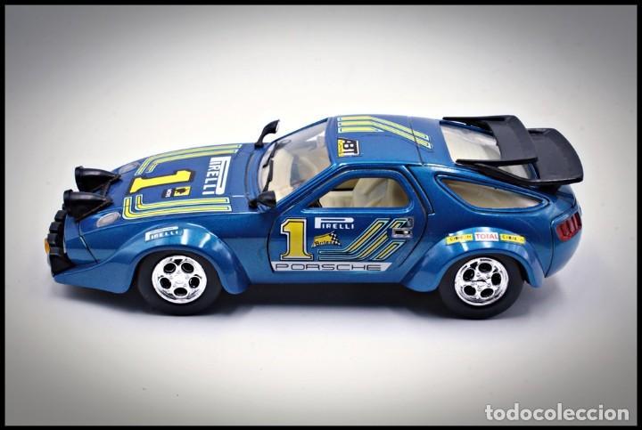 Coches a escala: Porsche 928 Rallye de Mira. Escala 1/24 - Foto 6 - 198312348