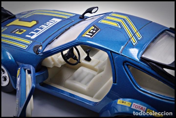 Coches a escala: Porsche 928 Rallye de Mira. Escala 1/24 - Foto 8 - 198312348