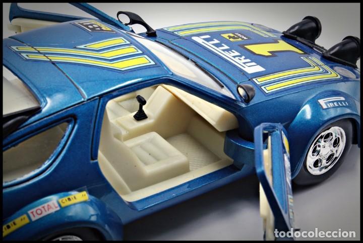 Coches a escala: Porsche 928 Rallye de Mira. Escala 1/24 - Foto 9 - 198312348