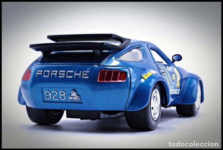 Coches a escala: Porsche 928 Rallye de Mira. Escala 1/24 - Foto 11 - 198312348
