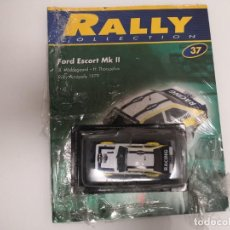 Coches a escala: FASCICULO 37 RALLY COLLECTION FORD ESCORT MKII PLANETA. Lote 198314697