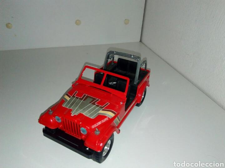 Coches a escala: Jeep burago 4 x 4 1/24 - Foto 2 - 198904718