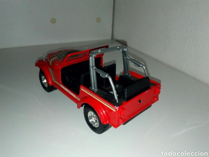 Coches a escala: Jeep burago 4 x 4 1/24 - Foto 3 - 198904718