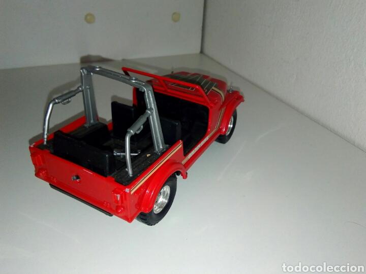 Coches a escala: Jeep burago 4 x 4 1/24 - Foto 4 - 198904718
