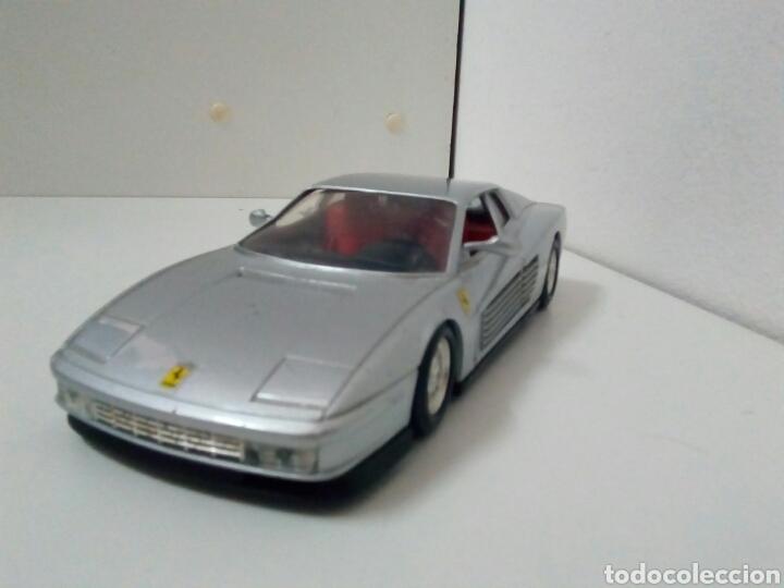 Coches a escala: Ferrari testarrosa guiloy 1/24 - Foto 2 - 199052415
