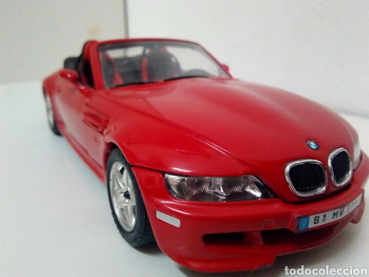 BMW M3 BURAGO 1/24 (Juguetes - Coches a Escala 1:24)
