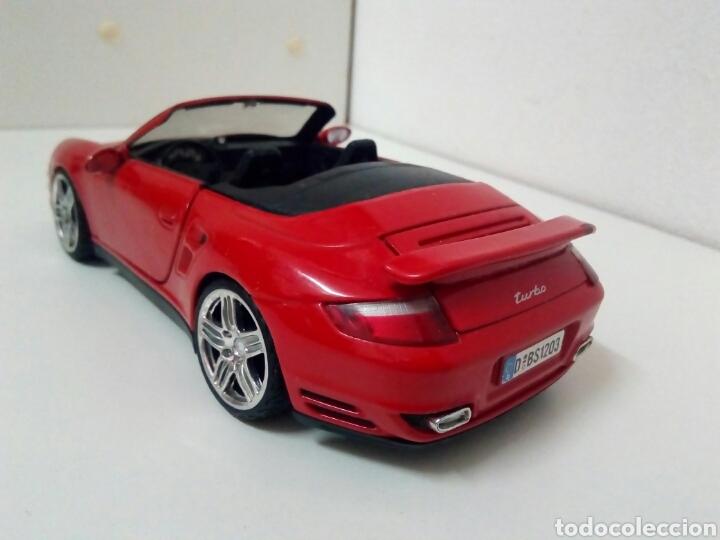 Coches a escala: Porche carrera cabrio motor max 1/24 - Foto 3 - 199054148