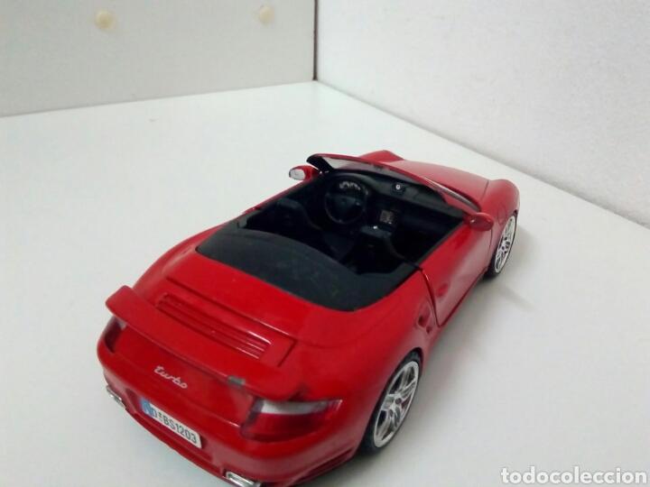 Coches a escala: Porche carrera cabrio motor max 1/24 - Foto 4 - 199054148