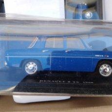 Carros em escala: COCHE RENAULT 8 TS 1968 COLECCION SALVAT NUEVO EN SU BLISTER.. Lote 218497228
