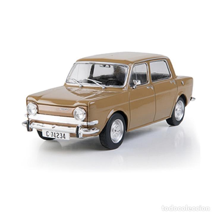 Simca 1000 1969 Auto 1//24 Salvat