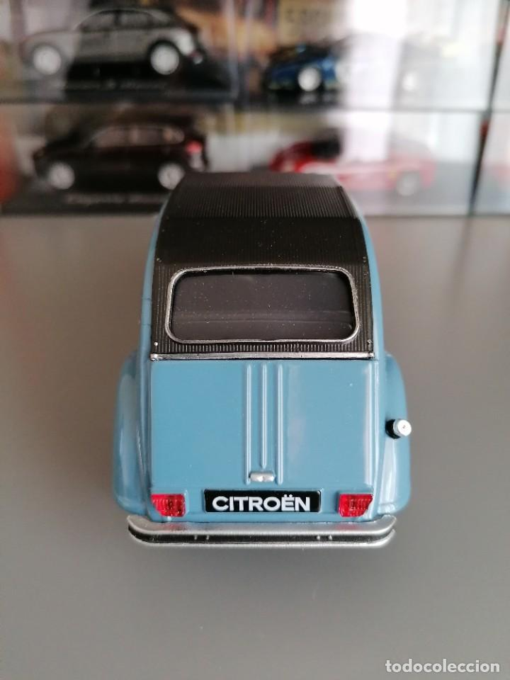 Coches a escala: CITROEN 2CV WELLY ESCALA 1/24 - Foto 5 - 200582492