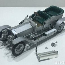 Coches a escala: ROLLS ROYCE THE SILVER GHOST - THE FRANKLIN MINT PRECISION MODELS - PARA PIEZAS O REPARAR. Lote 203886073
