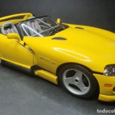 Coches a escala: DODGE VIPER RT10 MADE IN ITALY 1/24. Lote 203979158