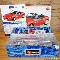 Coches a escala: BMW Z8 2000, DE BURAGO - MAQUETA - ESCALA 1:24 - REF. 55077. Lote 267740084