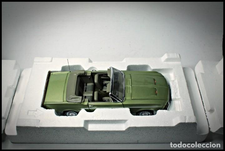 Coches a escala: Ford Mustang Convertible 1968. Franklin Mint. . Collector Club Exclusive Edition. Scale 1/24 - Foto 17 - 206177560