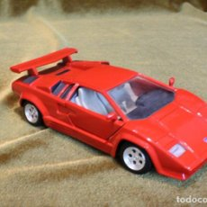 Auto in scala: LAMBORGHINI COUNTACH 5000,GUILOY,MADE IN SPAIN,ESCALA 1:24.. Lote 206233831