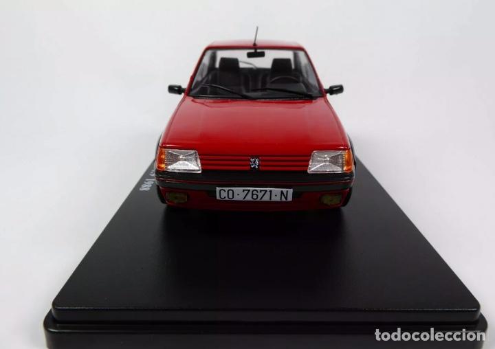 Coches a escala: Precioso coche PEUGEOT 205 GTI 1.9 Ixo 1:24 - Foto 2 - 206277572