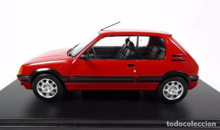 Coches a escala: Precioso coche PEUGEOT 205 GTI 1.9 Ixo 1:24 - Foto 6 - 206277572
