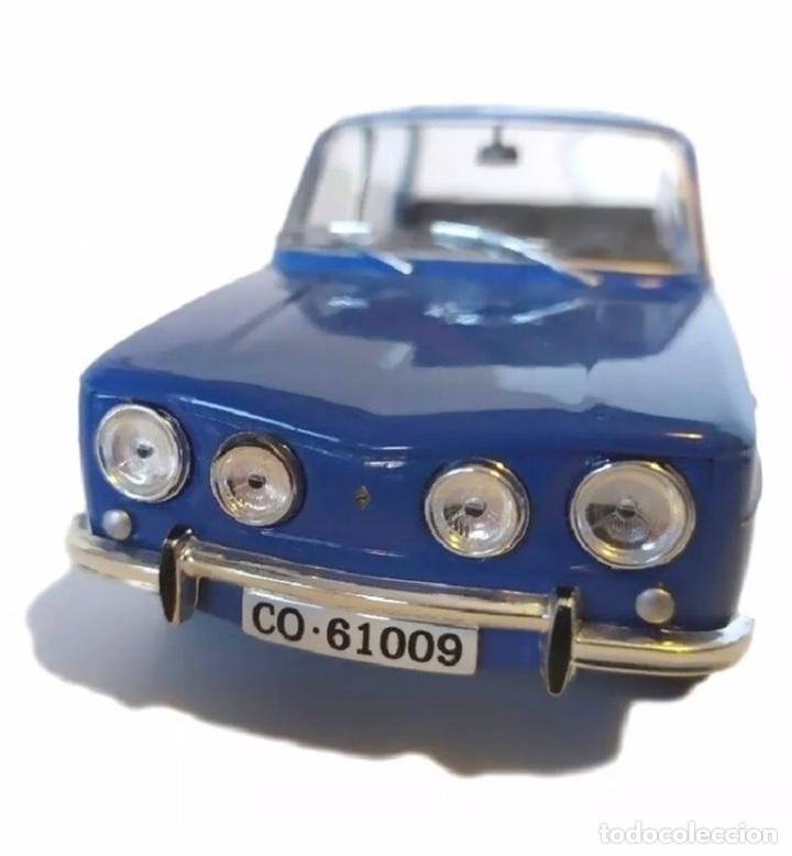 Coches a escala: Precioso coche RENAULT 8 TS Ixo 1:24 - Foto 2 - 206296745