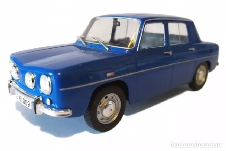 Coches a escala: Precioso coche RENAULT 8 TS Ixo 1:24 - Foto 3 - 206296745