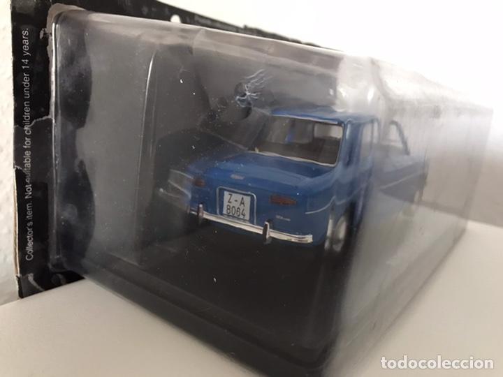 Coches a escala: Precioso coche RENAULT 8 TS Ixo 1:24 - Foto 7 - 206296745