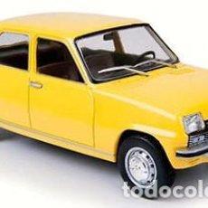 Coches a escala: COCHE RENAULT 7 R7 MODEL CAR 1 /24 1:24 MINIATURE MINIATURA ALFREEDOM. Lote 207061542