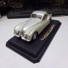 Coches a escala: JAGUAR XK120 COUPE (1948). BURAGO. Lote 207692970