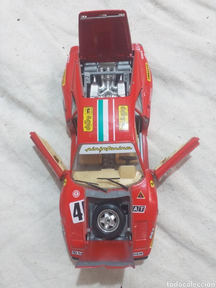 Coches a escala: COCHE BURRAGO A ESCALA 1/24 FERRARI GTO 1984 - Foto 5 - 209659451