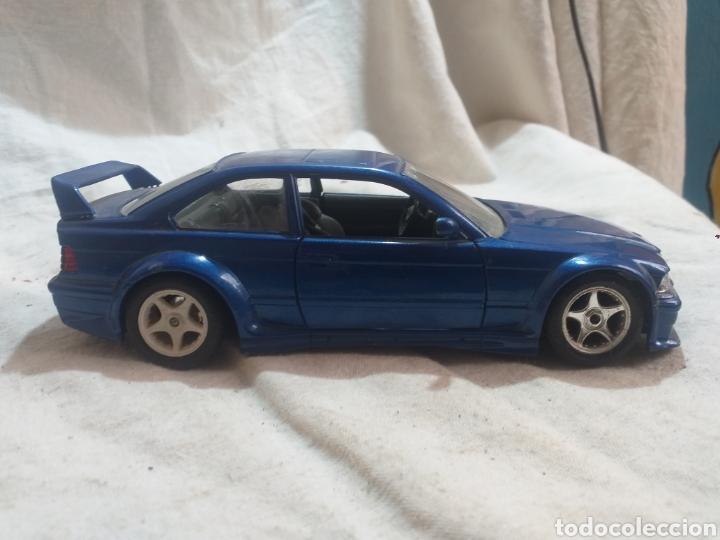Coches a escala: COCHE BURRAGO A ESCALA 1/24 BMW M3 - Foto 5 - 209672001