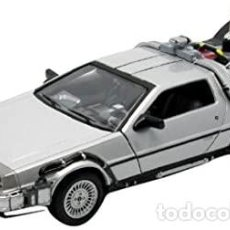 Coches a escala: DELOREAN DMC12 REGRESO AL FUTURO II 1:24 WELLY. Lote 209916281