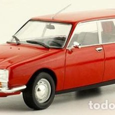 Coches a escala: CITROEN GS BREAK CLUB ESCALA 1/24 DE HACHETTE. Lote 210244716