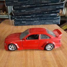 Coches a escala: BMW M3 DE BURAGO ESCALA 1/24. Lote 211610089