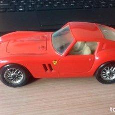 Coches a escala: FERRARI 250 GTO DE 1962. Lote 211985426