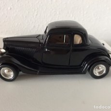 Carros em escala: PRECIOSO COCHE FORD COUPE DE 1934 1:24. Lote 213923416