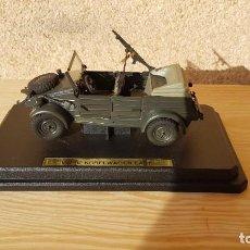 Coches a escala: VW-82 KUBELWAGEN EAST-KADEN GONIO,1/24 METAL. Lote 214221496