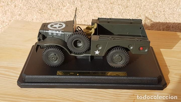 DODGE WC 52,KADEN GORNIO,1/24 METAL. (Juguetes - Coches a Escala 1:24)