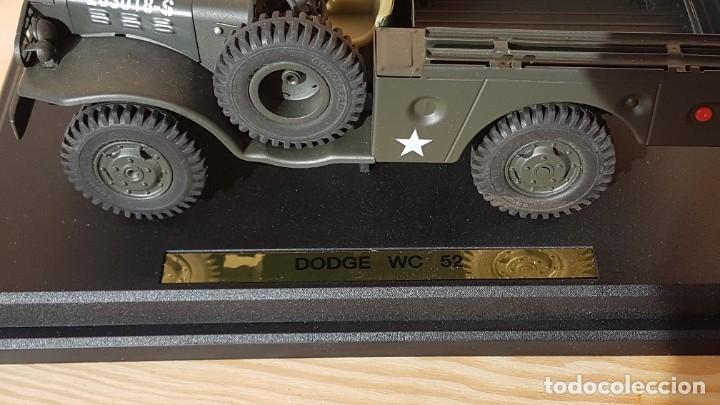 Coches a escala: DODGE WC 52,KADEN GORNIO,1/24 METAL. - Foto 2 - 214221980