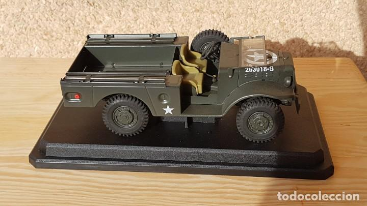 Coches a escala: DODGE WC 52,KADEN GORNIO,1/24 METAL. - Foto 3 - 214221980