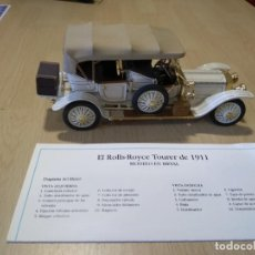 Coches a escala: FRANKLIN MINT.ROLLS -ROYCE TOURER 1911. Lote 217433382