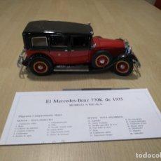 Voitures à l'échelle: MERCEDES BENZ 770 K DE 1935. Lote 217632355