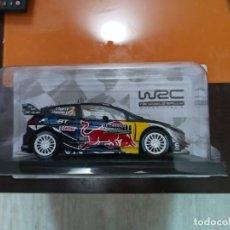 Coches a escala: SALVAT FORD FIESTA WRC. Lote 217764566