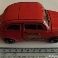 Coches a escala: FIAT 500 NACORAL. Lote 221129247
